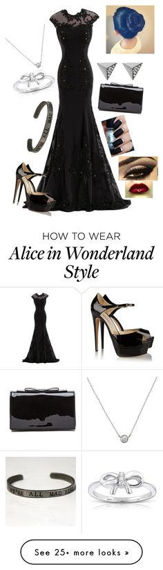 """Untitled #850"" by sunshine1299 on Polyvore featuring Brian Atwood, London Road, Kobelli and Ileana Makri"