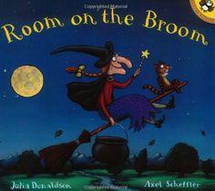 Room on the Broom: A Spooky Read Aloud
