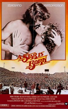 A Star Is Born Barbra Streisand