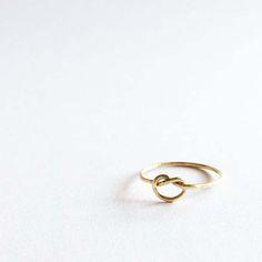 akke Knot Ring