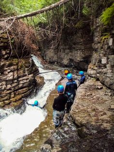 6 Natural Water Slides In Canada That Are Worth The Trip Cascade Falls, Algonquin Park, Great Wolf Lodge, Small Ponds, Camping, Water Slides, Canada Travel, Hiking, Around The Worlds