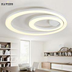 bas lampadari : Incasso ha condotto la luce lampadario new design bianco illuminazione ...