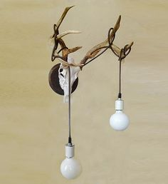 Rudolph Double wall sconce-THIS ONE IS SOLD< BUT WE MAKE MORE