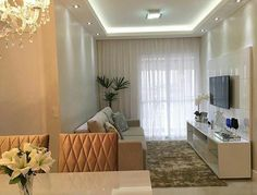 Como não se apaixonar por essa sala linda, clean e elegante? Tudo de muito bom gosto! Parabéns, @decorandooape!!! #blogmeuminiape #meuminiape #apartamentospequenos #apartamentosreais #inspiração #sala #clean #decoração