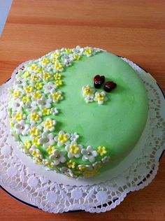 Fondant Torte Cake Fondant, Torte Cake, Cakes, Desserts, Food, Pies, Tailgate Desserts, Deserts, Cake Makers