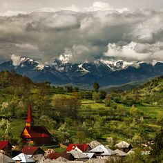 Beautiful Romania