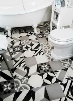 In Jaworzno. Project: Musk Collective Design; Tiles: Purpura. #cementtiles