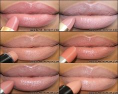 Natural lipstick colors for brown skin
