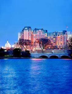 This fall, Charity in Chocolate will be held at the Mandarin Oriental! Such a stunning location!