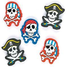 Pesty Pirates Erasers - Pack of 12 Baker Ross,http://www.amazon.com/dp/B009IRBKDC/ref=cm_sw_r_pi_dp_.sBjtb0G9B5WKFJD for treasure chest