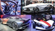 """The Geneva Motor Show is also one of the best shows of the year for concept cars that range from """"produce it now"""" to """"not in another 1,000 years."""" We take a closer look at this year's concept cars in our complete photo coverage."""