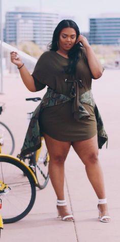 bcfb2b155 Plus Size Fashion for Women Curvy Girl Fashion