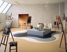 Johnsonite > Flooring Products > Vinyl Flooring > Granit Acoustiflor Homogeneous Sheet