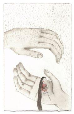LOVE CARDS- ILLUSTRATION — valeria montemagni