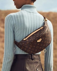 "c3cc5b4df65 Louis Vuitton Official on Instagram  ""Ready to go. The versatile   LouisVuitton Bumbag can be worn in a myriad of ways. See more at  louisvuitton.com"""