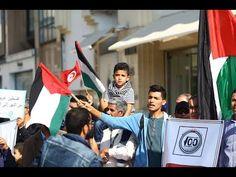 """عشرات التونسيين يحتجّون لمطالبة بريطانيا بالاعتذار عن """"وعد بلفور"""" — أرقام تركيا"""