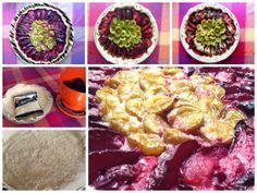 Rendez- vous sur le blog pour ma recette de tarte aux prunes :)