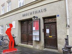 Augsburg, Bertolt Brecht Haus