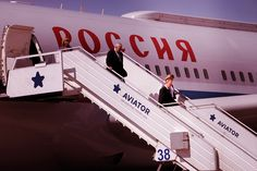 Venäjän presidentti Vladimir Putin saapuu Turun lentokentälle perjantaina 1 heinäkuu 2016 Kuva: Tony Öhberg for Suomi tänään