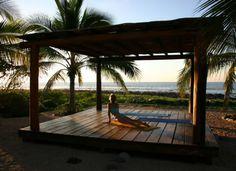 Yoga Deck Surf Check... Go there - http://wavecation.com/punta-pelicano