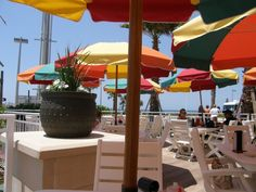 Must-eat restaurants when on vacation to Panama City Beach, Florida!