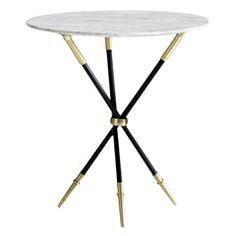 Modern End Tables, Modern Accent Tables + Side Tables | Zinc Door