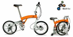 The GoBike - Another Snappy Folder : TreeHugger