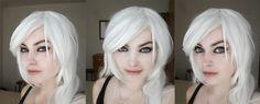 My white wig! :)
