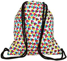 562f2af83 Amazing offer on Nixon Everyday Cinch Bag Mickey Mouse CMYK Disney Day Bag  Backpack online