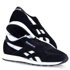 707304d94dc I used to have a pair of these except the logo was a dark green. Reebok  CLASSIC BALLISTIC