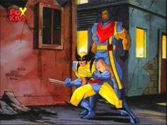X-Men TAS Season 1 Episode 11-Days of Future Past(Part 1)Part 1