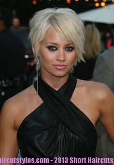 short haircuts for women in their 30's | Best Cool Hairstyles: fashion hairstyles 2013