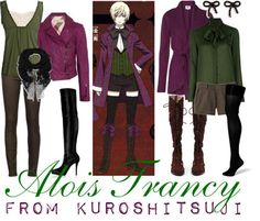 [Kuroshitsuji II] Alois Trancy This poor polyvore set has been sitting in my drafts for months, in complete oblivion! >__< Nonethless,...