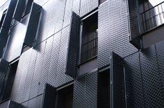 Avenier Cornejo Architectes - 10 logements sociaux - Paris 17