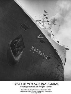 Le paquebot Normandie Le 29 mai 1935 le paquebot Normandie, considéré comme le plus beau paquebot du monde, effectue sa traversée inaugurale depuis le port du Havre jusqu'à New-York. La Compagnie Générale Transatlantique (C.G.T. ou French Line) a mandaté...
