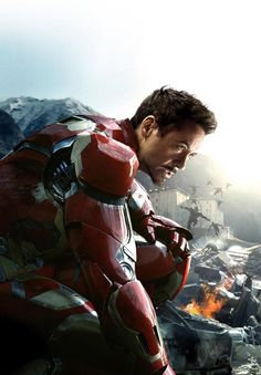 Robert Downey Jr.-Iron Man........