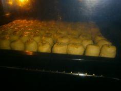 Grobské smotanové pagáčiky (fotorecept) - recept | Varecha.sk Thing 1, Food, Basket, Essen, Meals, Yemek, Eten