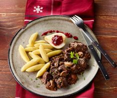 Beef, Food, Pears, Food Portions, Thermomix, Easy Meals, Cooking, Recipies, Meat