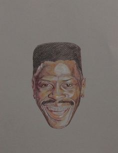 Patrick Ewing! by Rory Dean