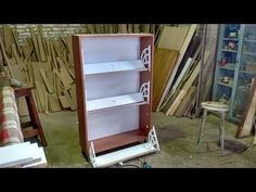 Como Hacer un Zapatero -Botinero de melamina Leccion Nº 11 - YouTube Carpentry Projects, Wood Projects, Shoe Rack Plans, Furniture Hinges, Gallery Wall Layout, Bedroom Cupboard Designs, Shoe Cabinet, Lobbies, Ladder Bookcase