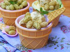 Makacska konyhája: Faepres fagylalt Fudge, Cauliflower, Ice Cream, Vegetables, Food, No Churn Ice Cream, Cauliflowers, Icecream Craft, Essen