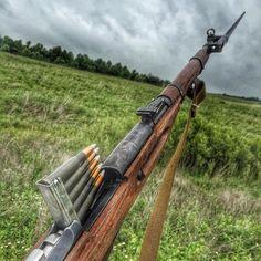 "906 Likes, 8 Comments - YetiChaos  (@yetichaos) on Instagram: ""@stripper_clip ☭ #mosinnagant #ww2 #worldwar2 #sovietunion #gunchannels #igmilitia #everydaycarry…"""