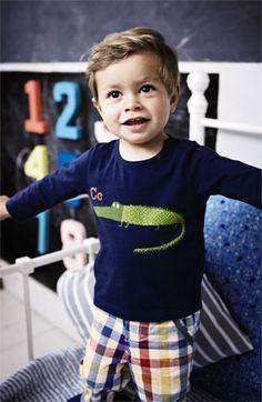 Mini Boden T-Shirt & Pants (Infant) | Nordstrom