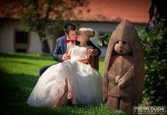 Fotograf Ślubny - profesjonalne zdjęcia oraz reportaże ślubne - Bajkowy ślub Natali i Pawła