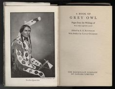 A Book of Grey Owl