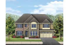 Stonefield by Dan Ryan Builders at Stonegate