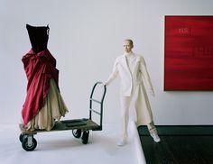 design-dautore.com: The Surreal World di Tilda Swinton