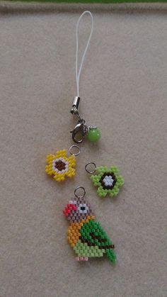 お花とコトリ の画像|Craft日和