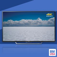 """Sony 65"""" Smart 4K Ultra HDTV - $1302 OFF SRP  Android™ TV With Google Cast™, Voice Search & Play Store Apps  High Dynamic Range (HDR) will change the way you look at TV. Combined with 4K Ultra HD resolution, HDR video content delivers exceptional detail, color and contrast, with a far wider range of brightness than other video formats.   - Sony - 4K - Tech - TV - UHD - Ultra HD - Sale - Deals - Android"""