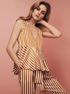 MAX&Co. S/S 2016 Campaign featuring style ambassador Olivia Palermo